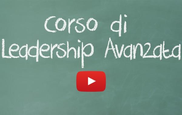 Corso di Leadership Avanzata